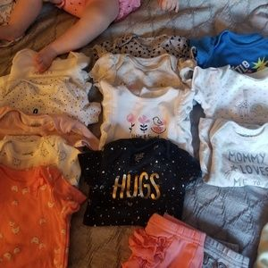 Other - Baby Girl Clothes